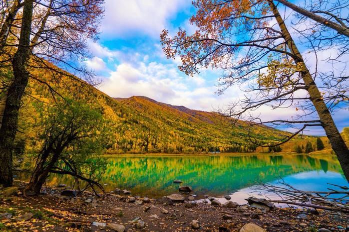 中国最美的六个旅行地,第一个是人间天堂,第六个是浪漫梦乡!