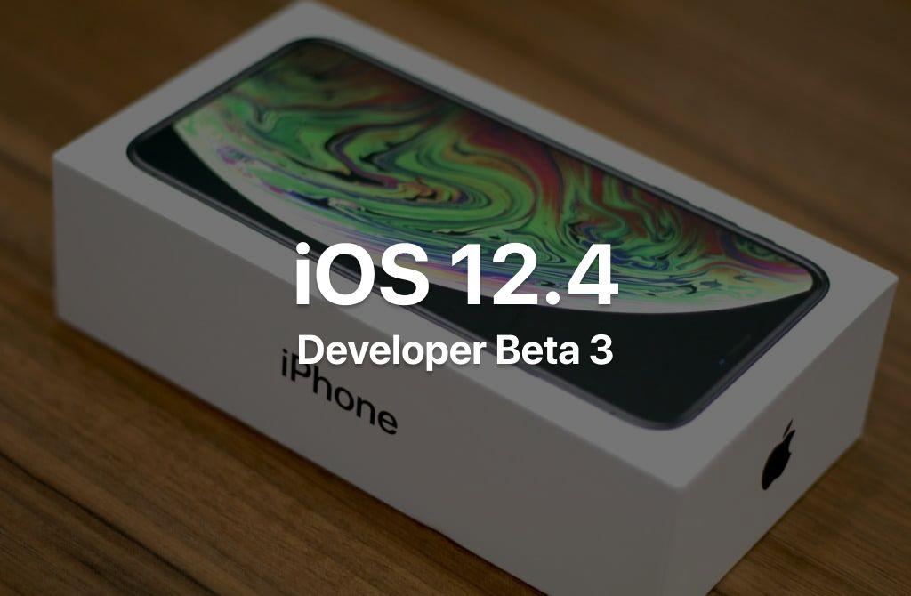 iOS 13 黑暗模式截图曝光,苹果发布新款 iPod Touch