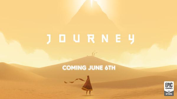 Epic商店独占《风之旅人》PC版将于6月6日推出