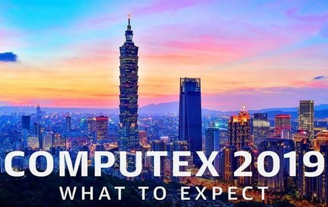 2019 Computex台北国际电脑展:5G芯片是最大看点!