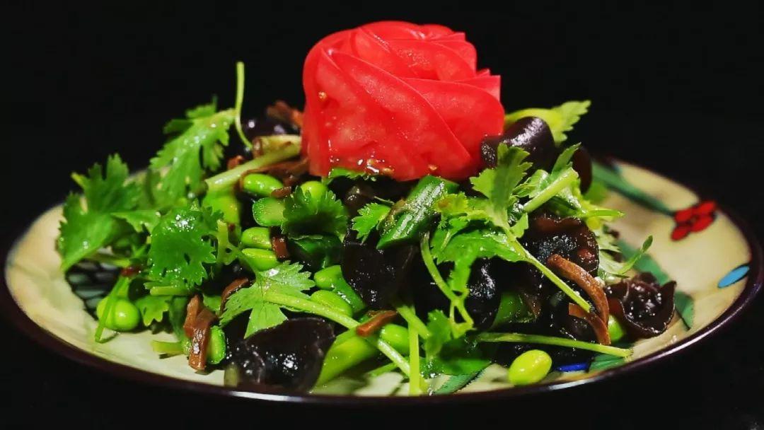 【养生厨房】今日菜谱《快手温拌菜》