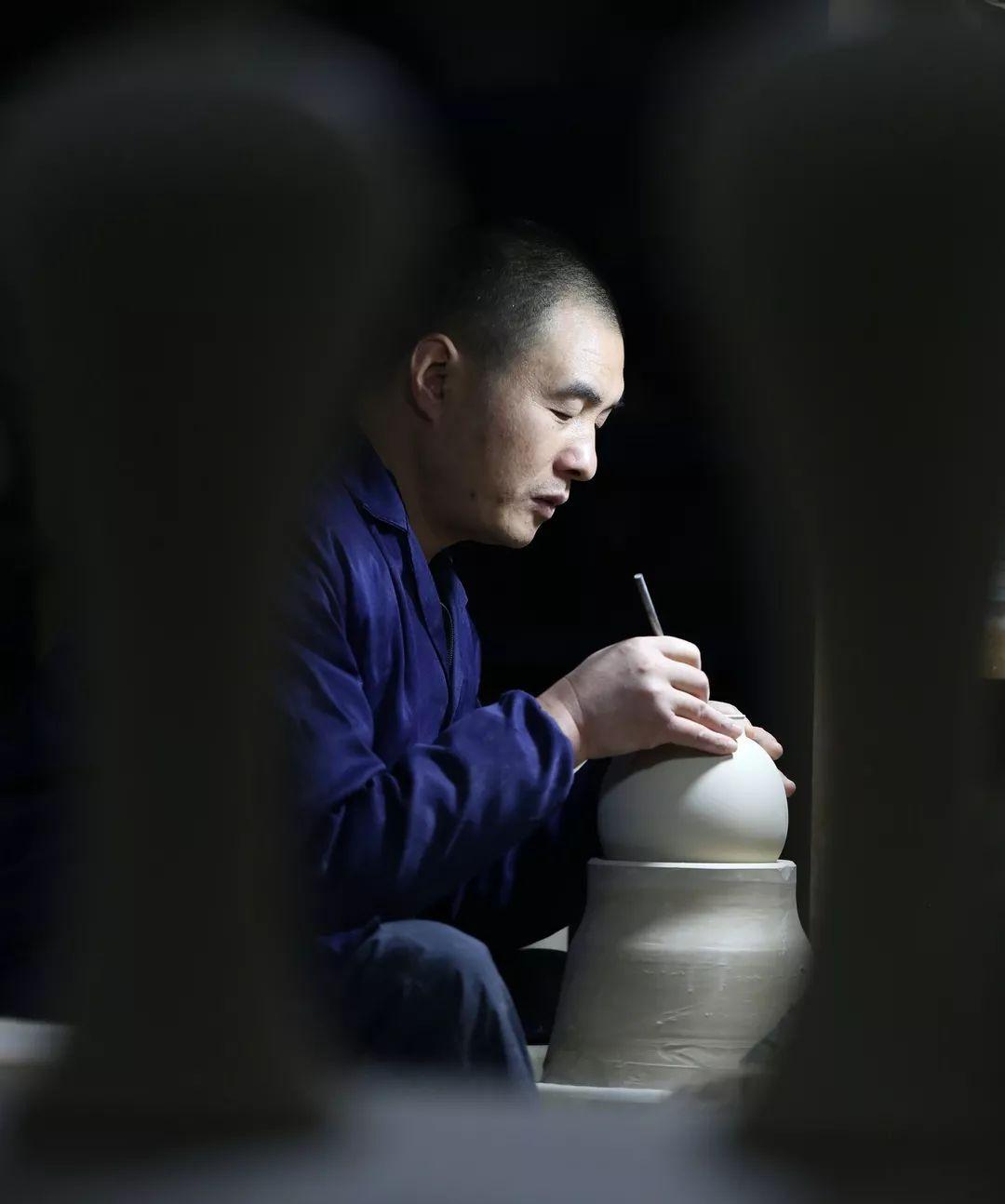 新青年·新青瓷丨张宇仁:天青宇内 仁者乐瓷