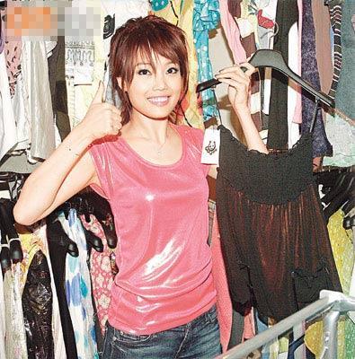 吴昕买二手货经常被全网喷,香港明星也爱卖二手货,却很少有差评