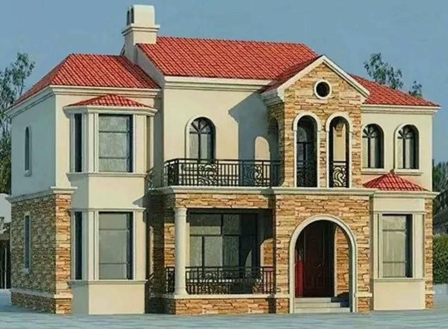 上千套农村小别墅设计图供您挑选,农村自建房屋必看