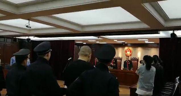 【视频】哈尔滨市法院公开宣判!这些黑恶势力犯罪团伙成员被判刑!