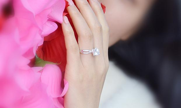 各个手指戴戒指的含义?戒指不要随便乱戴哦!小心没有桃花运!图片