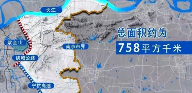(紫东地区规划图)