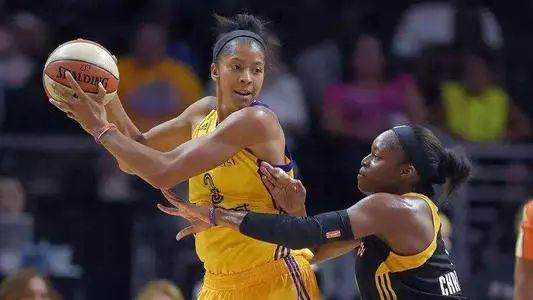 WNBA:风暴vs天猫