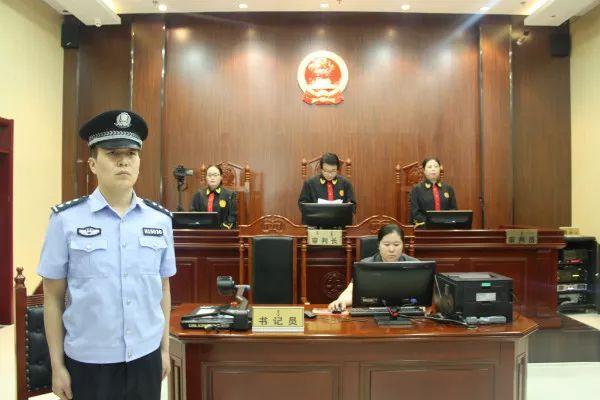 锡林浩特市人民法院首例涉及恶势力犯罪案件公开开庭宣判