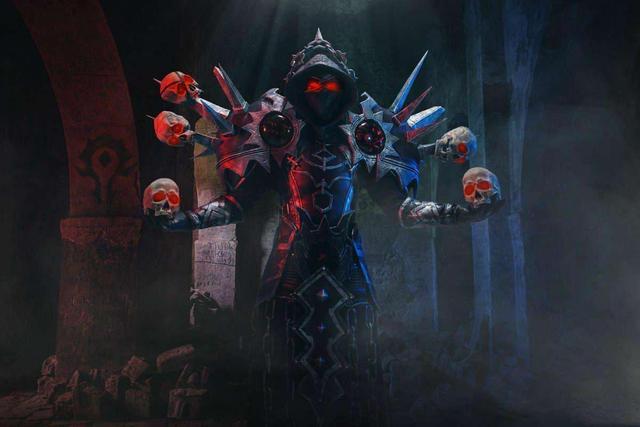 魔兽世界怀旧服术士强吗图片