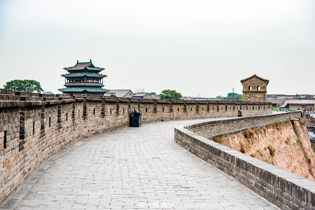 山西第一热门古城,距今两千七百多年,整座都是世界遗产!
