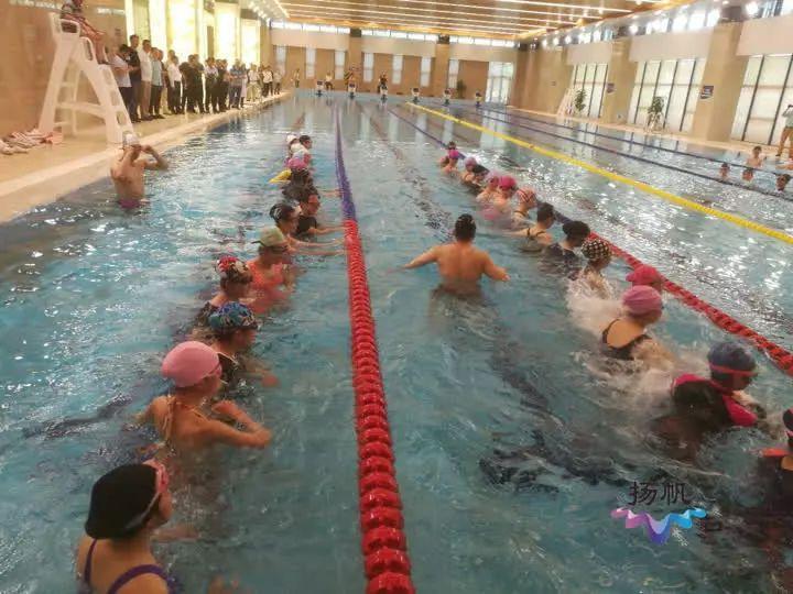 """游泳课进校园,扬州图片22所学校将""""开游""""!详细名"""