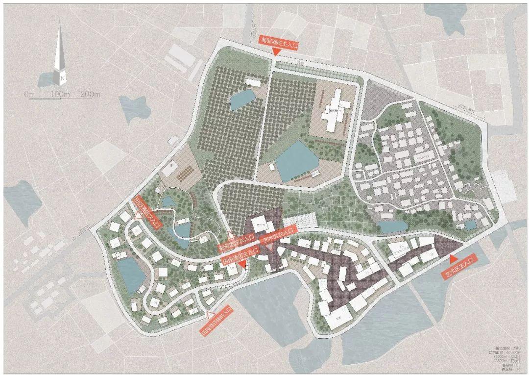 南京市高淳区下城乡总体规划及乡村设计   南京市/600公顷&20公顷   乡建是近年来中国社会最热点的工作之一,也是规划和建筑学科讨论最多的命题之一.