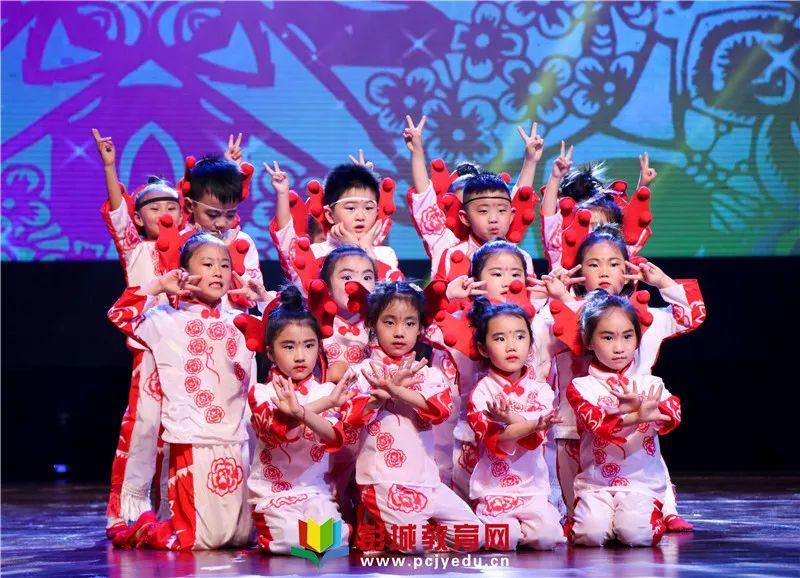 碧螺幼儿园隆重举行中国梦.我的梦——感恩伴我成长庆