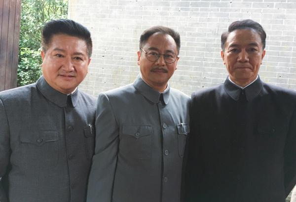 演员叶进参演献礼建国70周年电视剧《人民的选择》