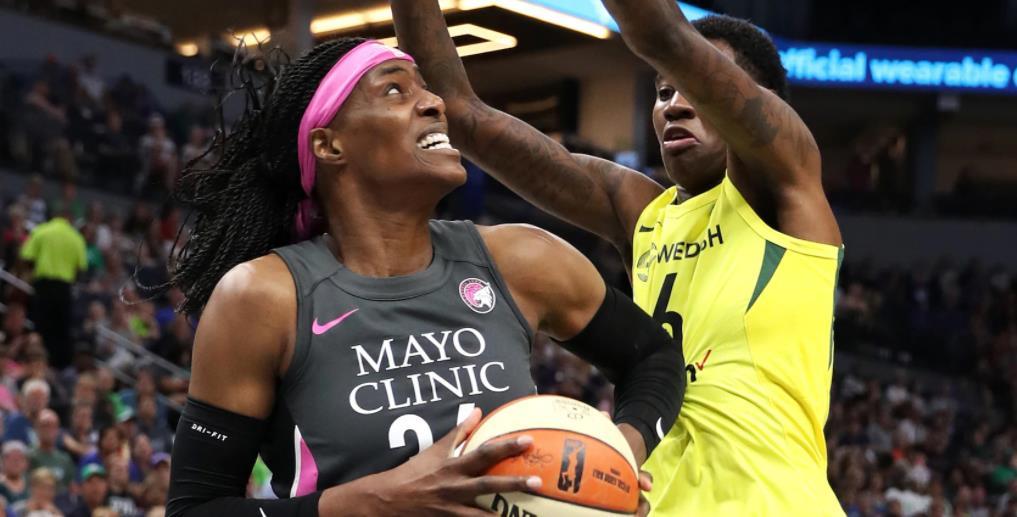 WNBA:邵婷抢2篮板西姆斯15分 野猫迎开局2连胜