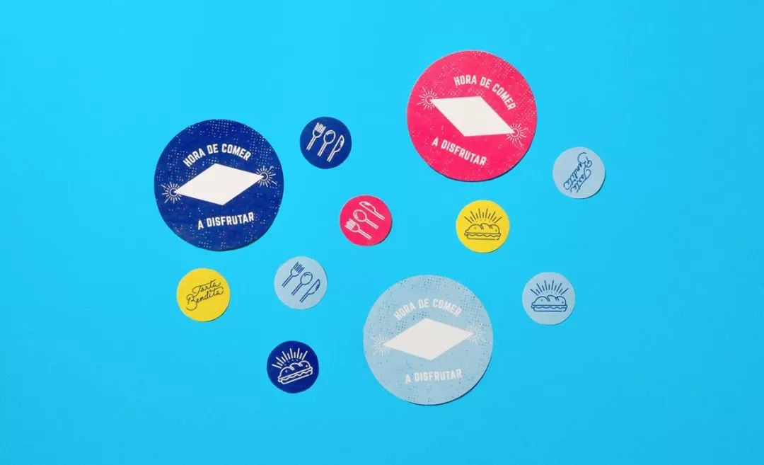 冷饮外卖包装品牌设计
