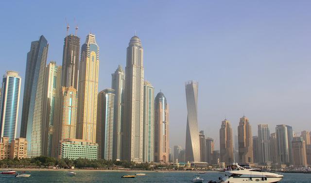 阿布扎比gdp_最新公布全球GDP最高的五大城市