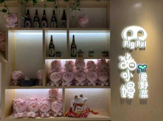 """大众娱乐""""网红""""猪幼嫚入驻北京合生汇为城市青年再"""