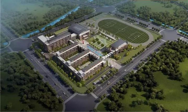2019中创区势不可挡 南通大剧院 九年一贯制学校 第一人民医院