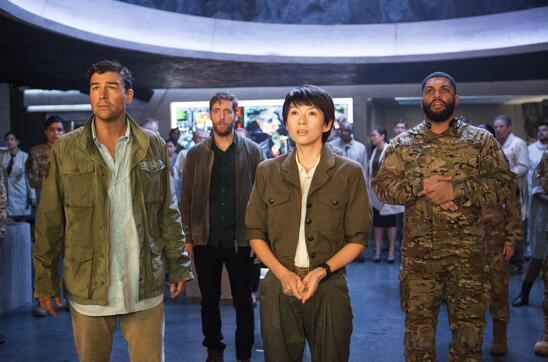 章子怡《哥斯拉2》戲份少,好萊塢僅要中國臉的時代還沒過?