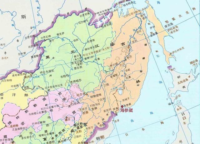 海参威_符拉迪沃斯托克:俄罗斯远东地区最大港口,曾经名字叫 ...