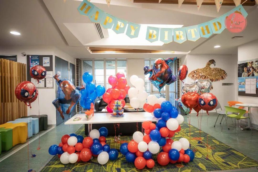 生日派对大优惠,气球甜品拍摄全有!