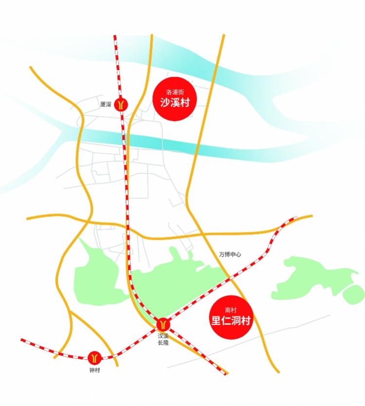 """""""淘寶第一村""""舊改招標,將建300米高地標,廣州華南板塊利好"""