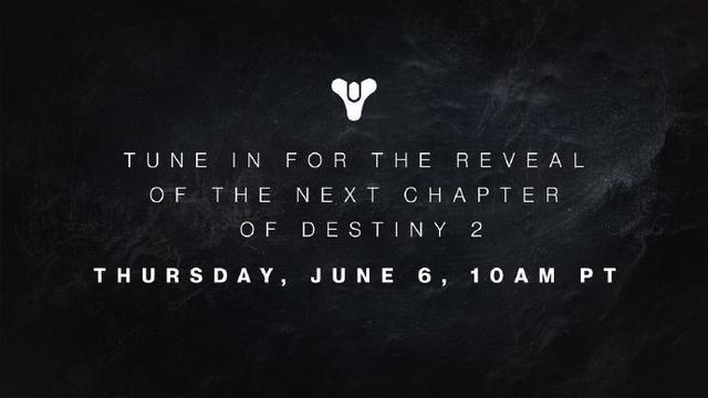 《命运2》新章节即将公布 由Bungie工作室自行研发
