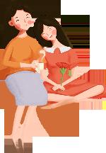 用心沟通 做智慧父母 ——淄博市第一医院儿童发展园智慧父母体验课