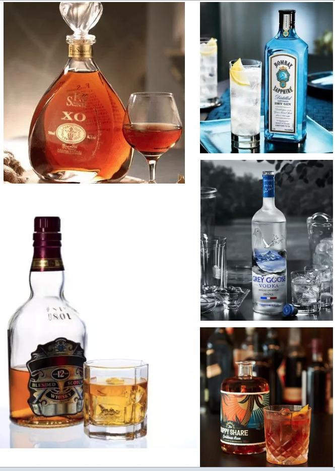 白兰地和威士忌有什么异同?