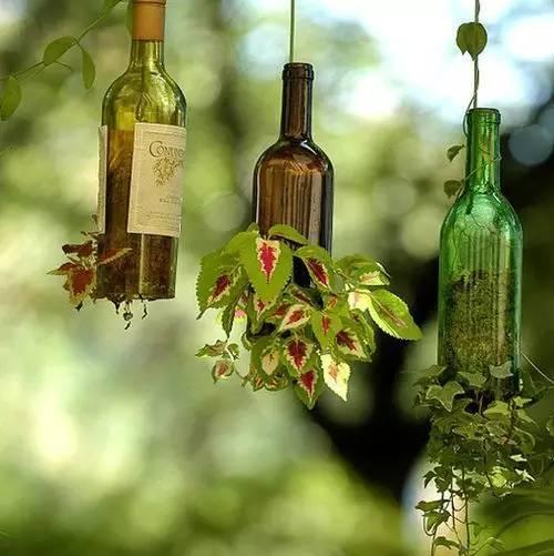 教你用废弃物品自制阳台种菜花盆!还买什么花盆