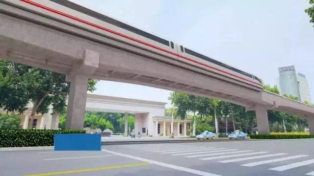 邯郸地铁 设计图
