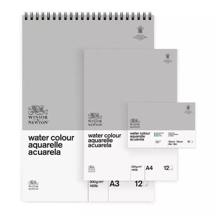 水彩基础技法