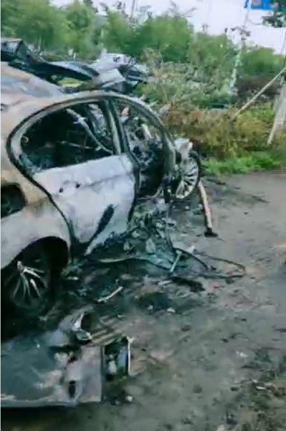 六安车祸_六安发生惨烈车祸,车辆烧毁!货车司机超市里猥亵老板娘被抓!