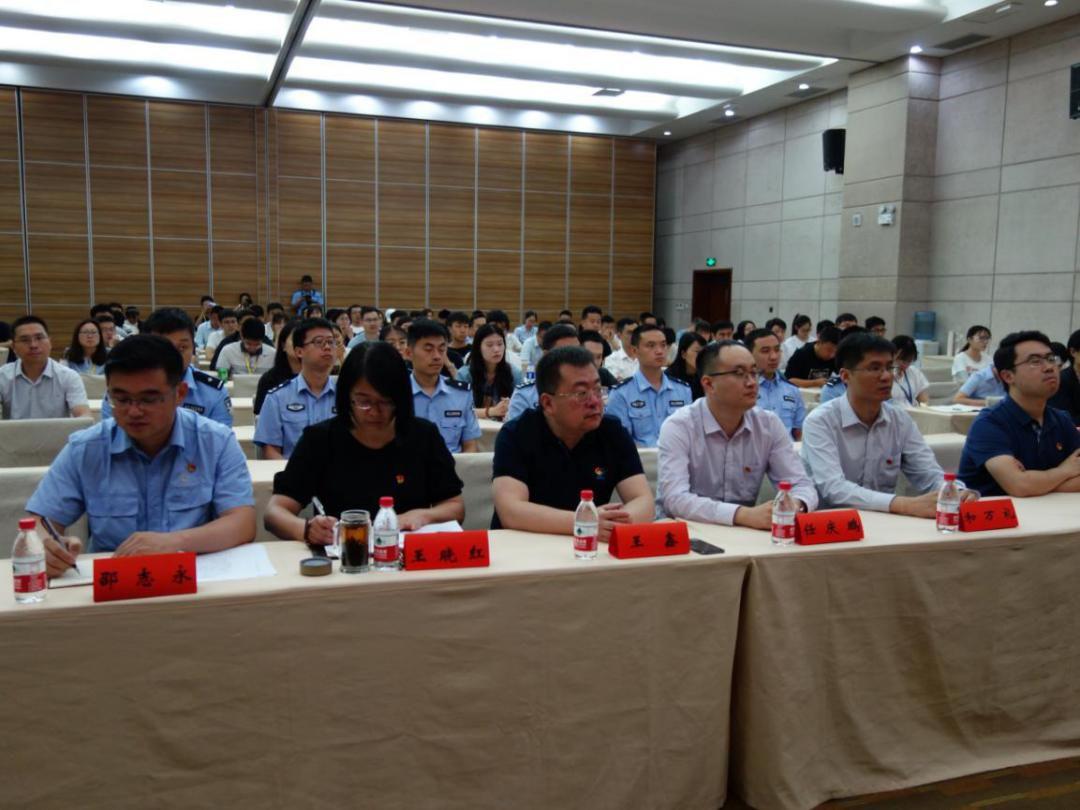中国青年五四奖章 个人 集体 事迹分享会在洛阳举办