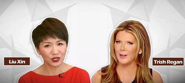 福克斯女主播再次邀请参加节目,刘欣回应:非常愿意
