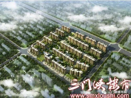 陕州区规划图
