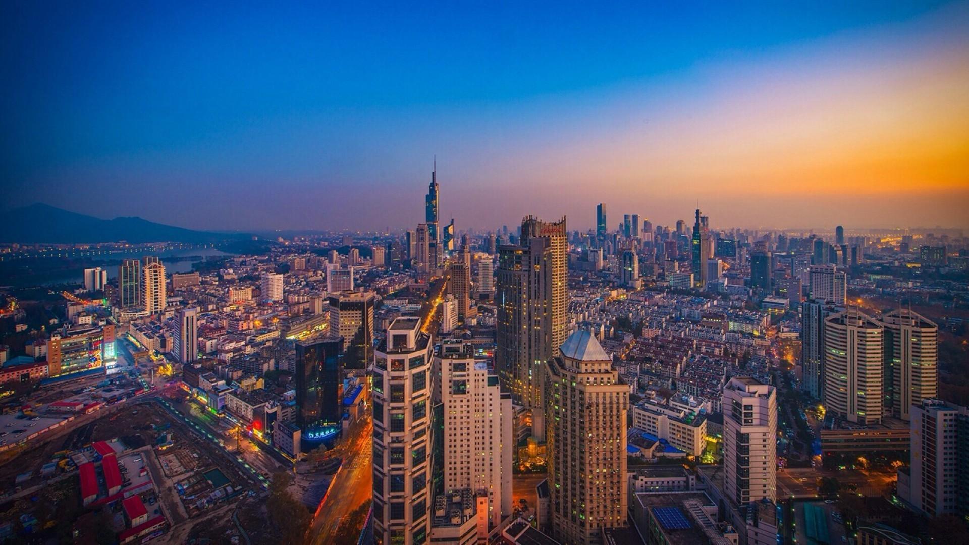 中国未来都是城市人口_未来城市
