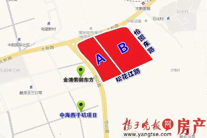 刚刚 南京再挂6宗宅地,起拍价近182.6亿 涉多个热门板块图片