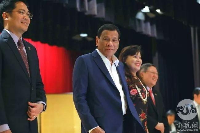 【菲龙网专讯】杜特地总统周五(31号)对正在进行的中美贸易争端表示