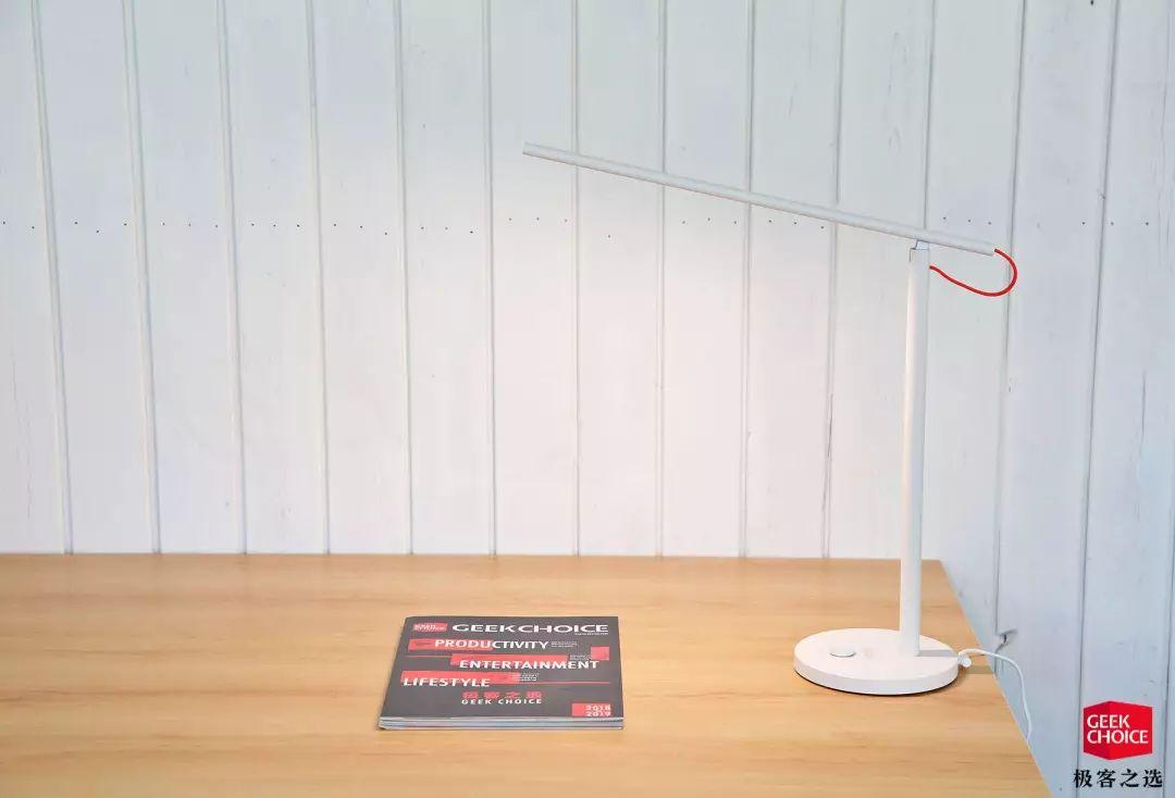 米家台灯 1S 图赏:新增 HomeKit,售价 179 元