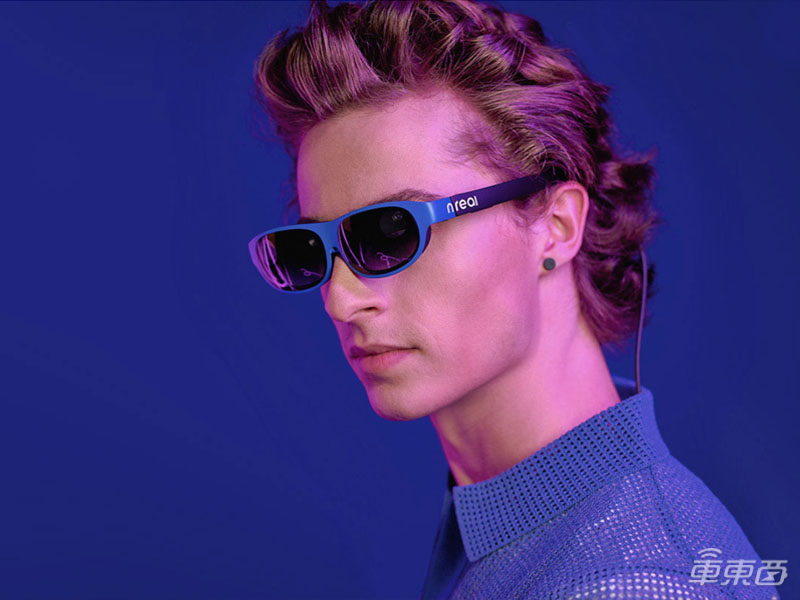 MR眼镜nreal light今年上市:消费版499美元,支持5G