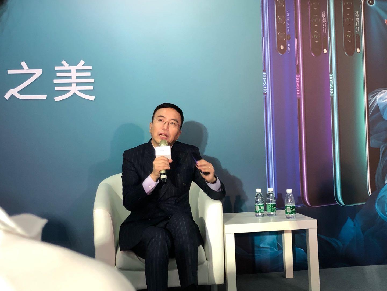 """荣耀总裁赵明:华为是一家""""技术过剩""""的公司 困难让我们更强大"""