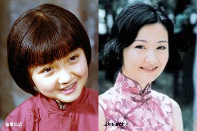 原创各年代小童星,50年代陈克然,60年代石小满,70年代祝新运,谁最难忘图片