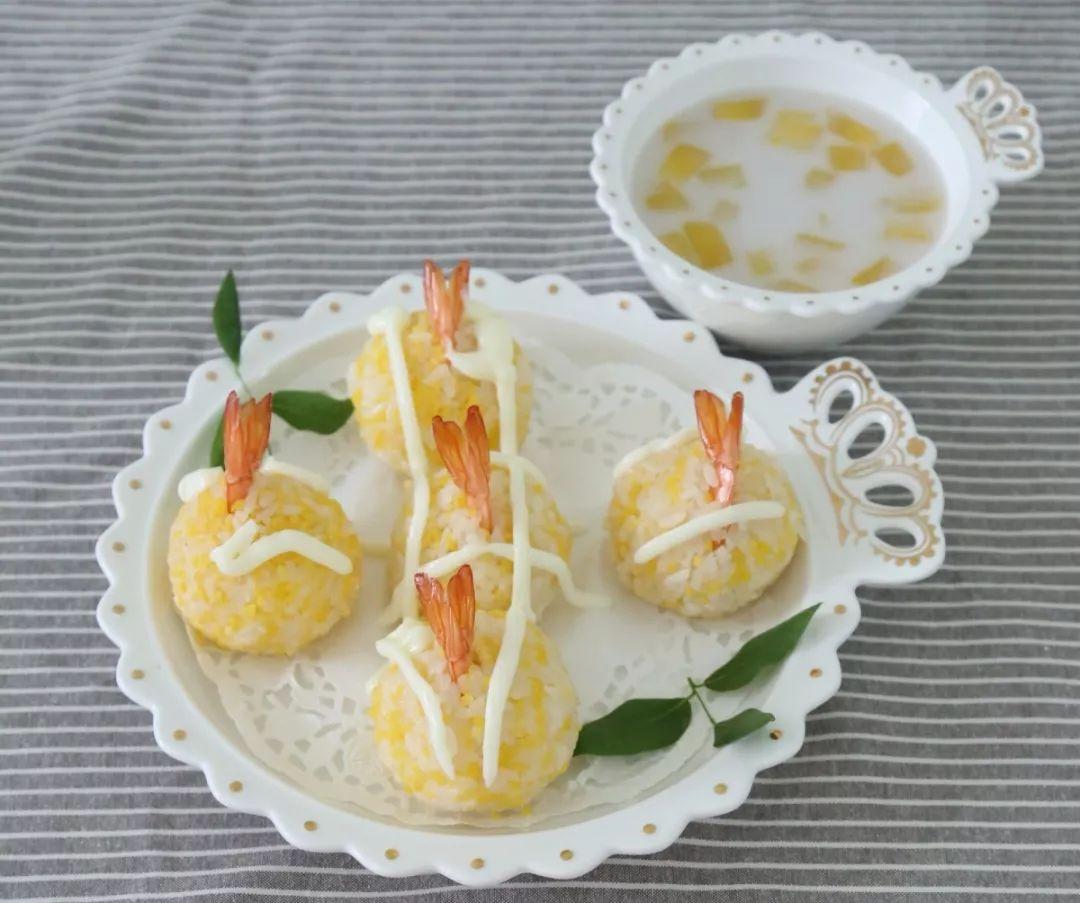 【周末厨房】儿童节,亲手为小朋友准备健康又好吃的礼物吧(蜂芒对虾)