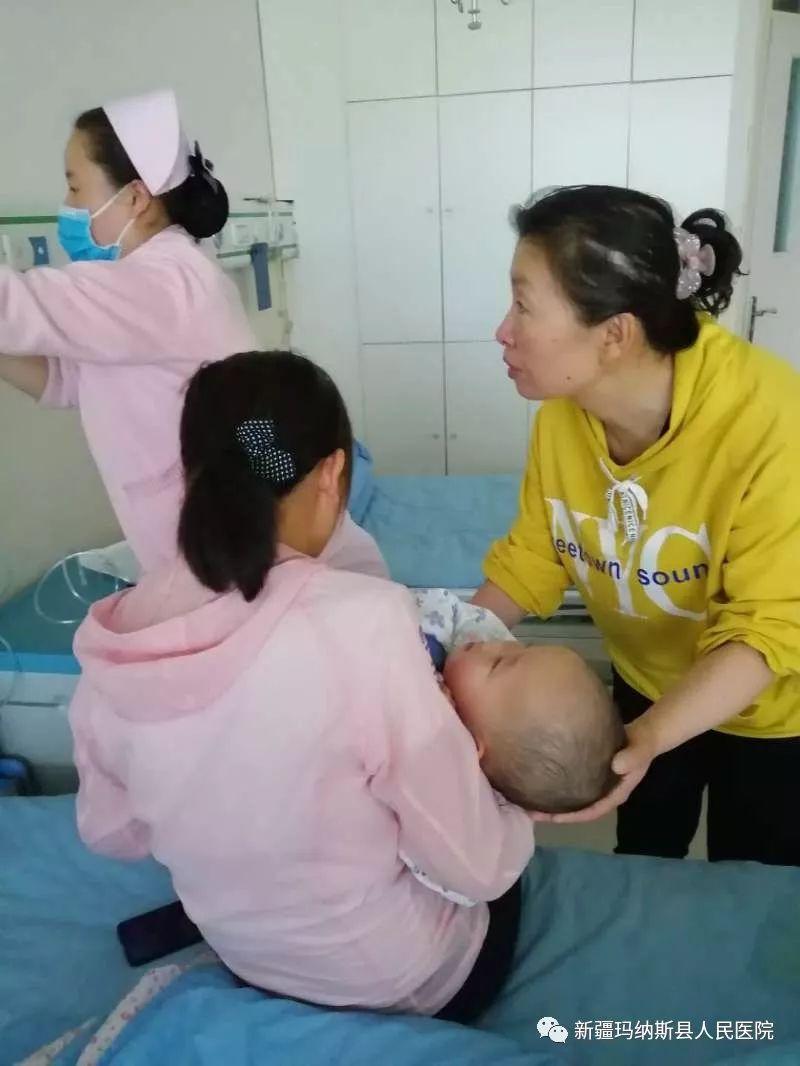 """玛纳斯县人民医院""""访惠聚""""工作队好样的!"""