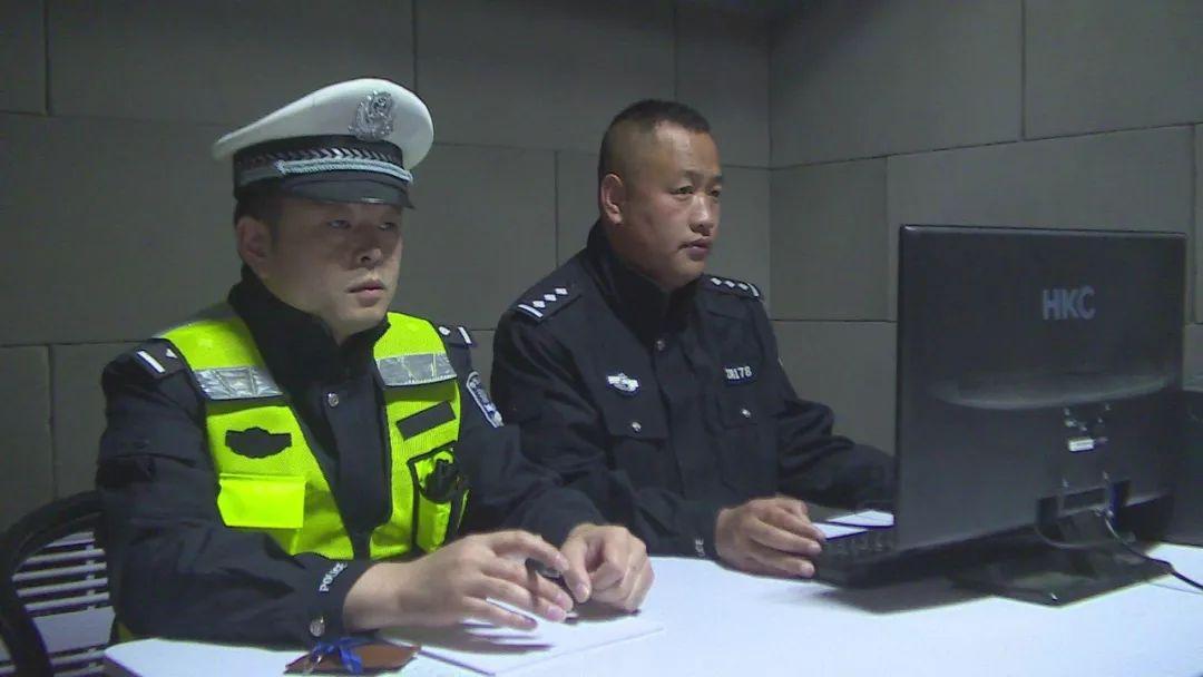 【警事动态】公安局交警大队成功抓获一名网上通缉逃犯