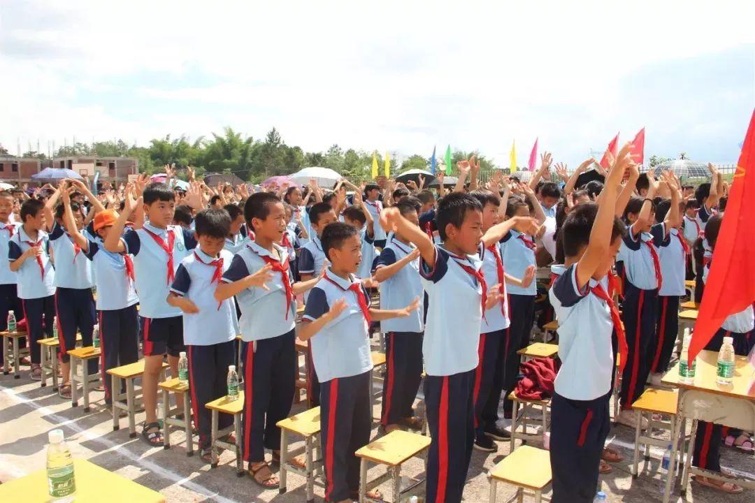 """这个""""六一"""",龙川的孩子们好嗨哦图片"""