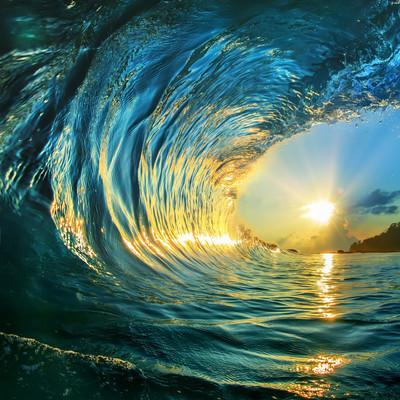 都是生活在地球上,潮汐会不会影响我们体内的水分?